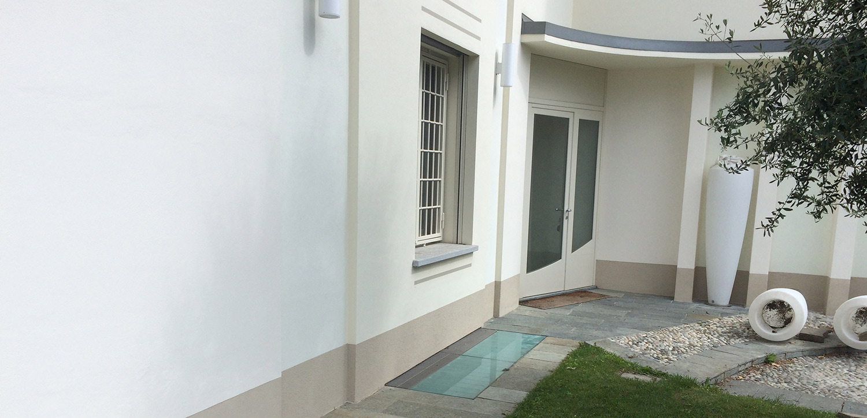 Tinteggiatura pareti esterne - Decorazioni pareti esterne casa ...